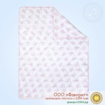 Одеяло детское «Лебяжий пух» кашемировое волокно
