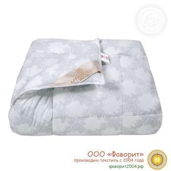 Одеяло детское «Велюр» лебяжий пух премиум
