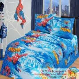 Детское постельное белье «Человек-паук»