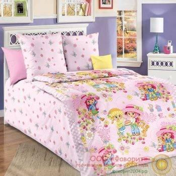 Детское постельное белье «Девчата»