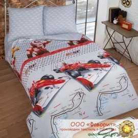 Детское постельное белье «Экстрим»