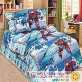 Детское постельное белье «Хоккей»