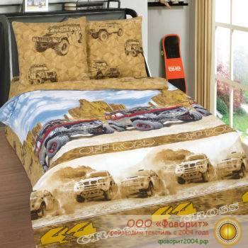 Детское постельное белье «Каньон»