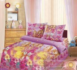 Детское постельное белье «Красавицы»