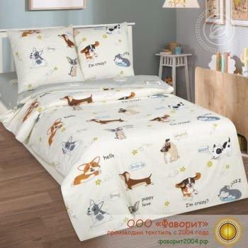 Детское постельное белье «Люси»