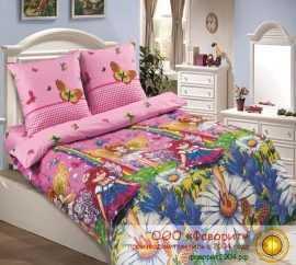 Детское постельное белье «Маленькая фея»