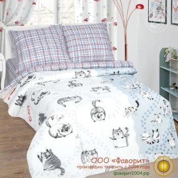 Детское постельное белье «Мейсон»