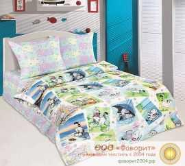 Детское постельное белье «Мурзик»