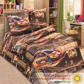 Детское постельное белье «Неон»