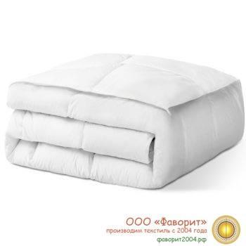 Одеяло для гостиниц «Лебяжий пух» микрофибра