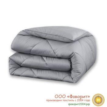 Одеяло для гостиниц «Лебяжий пух» перкаль