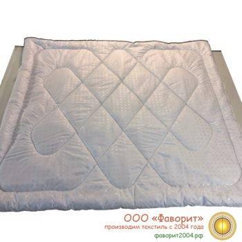Одеяло для гостиниц «Лебяжий пух» тик полиэфир