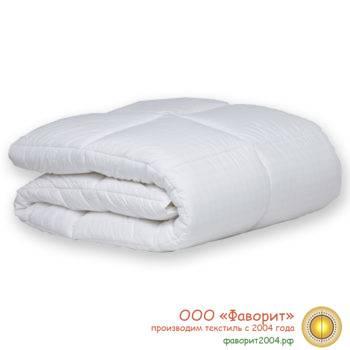 Одеяло для гостиниц «Лебяжий пух» тик хлопок