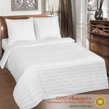 Постельное белье для гостиниц «Отель» из поплина