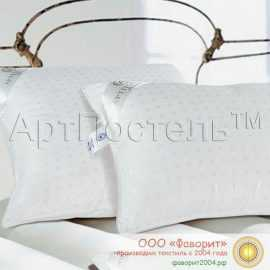 Подушка «Лебяжий пух» премиум