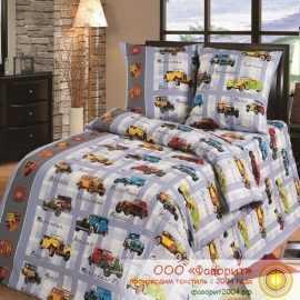 Детское постельное белье «Ретро»