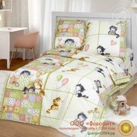 Детское постельное белье «Шалунишки»