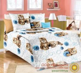 Детское постельное белье «Цап-царап»