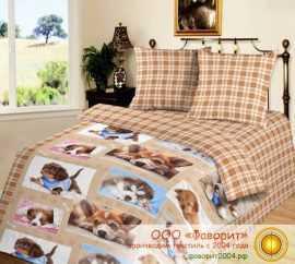 Детское постельное белье «Тотошка»