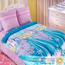 Детское постельное белье «Золушка»