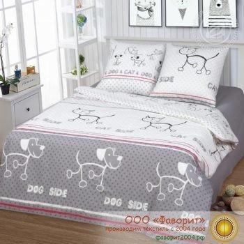 Детское постельное белье «Четыре лапы»