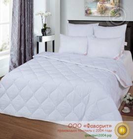 Одеяло облегченное «Термофайбер» отель